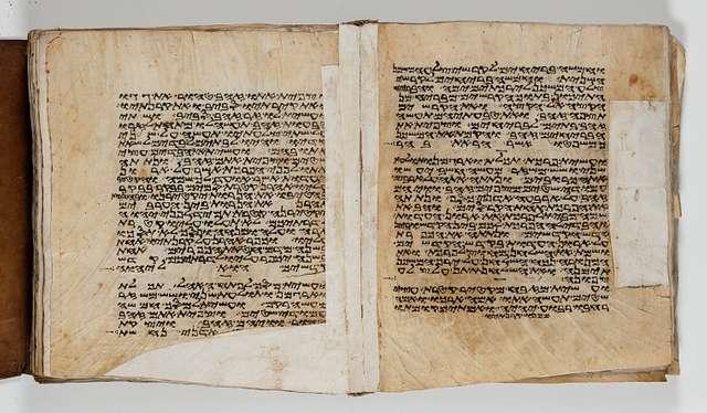 Folios 211v-212r: Exodus 26:27-37