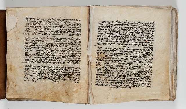 Folios 325v-326r: Leviticus 25:53-26:20