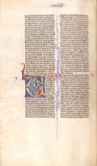 Ecclesiastes, initial