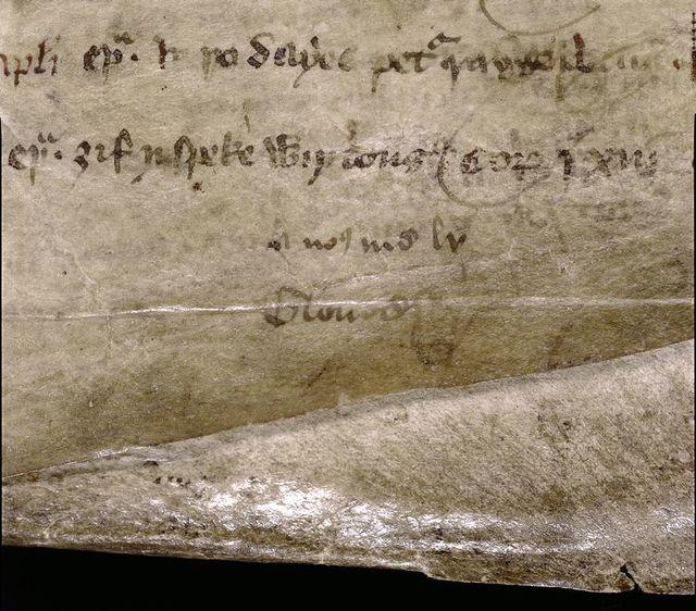'Gloucester signature'