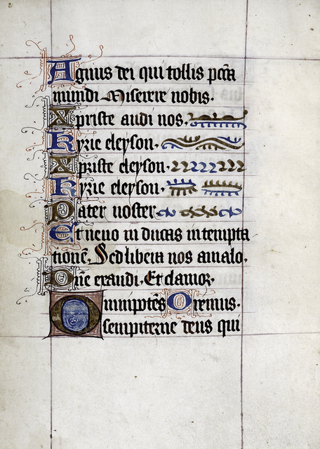 2-line and 1-line initials, linefillers and placemarkers.