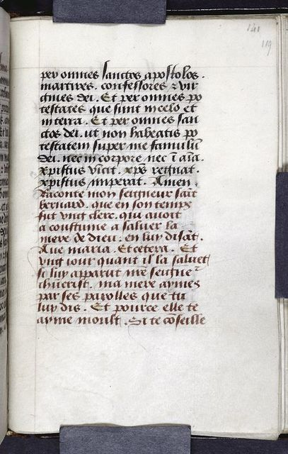 French text in red.
