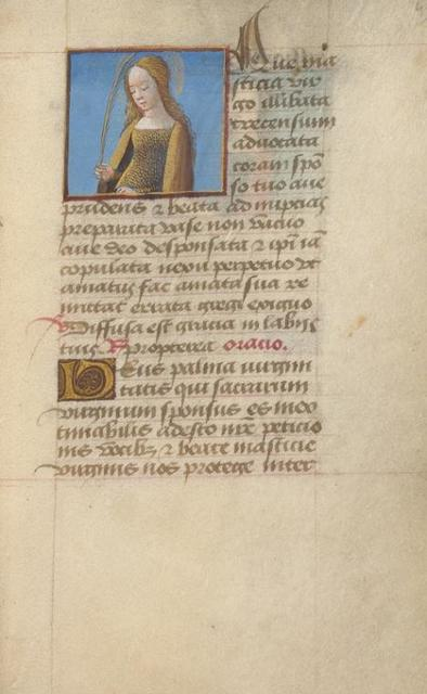 Prayer Book (Troyes Use)