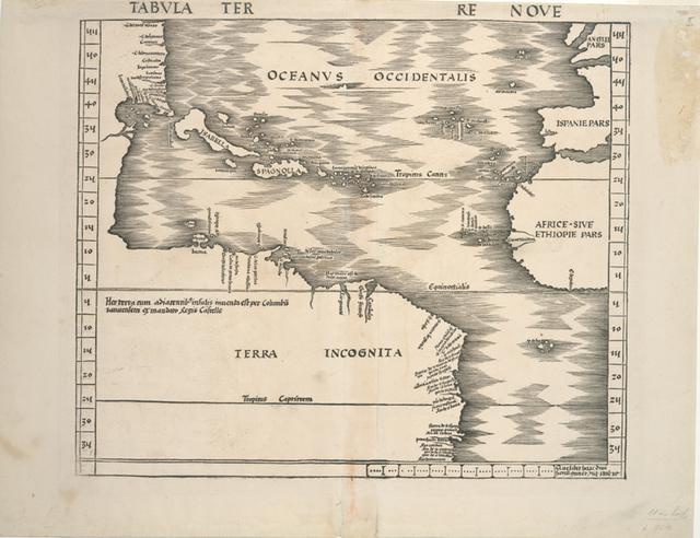Tabula Terre Nove.