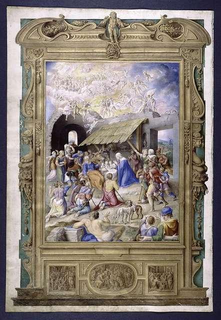 The Nativity.