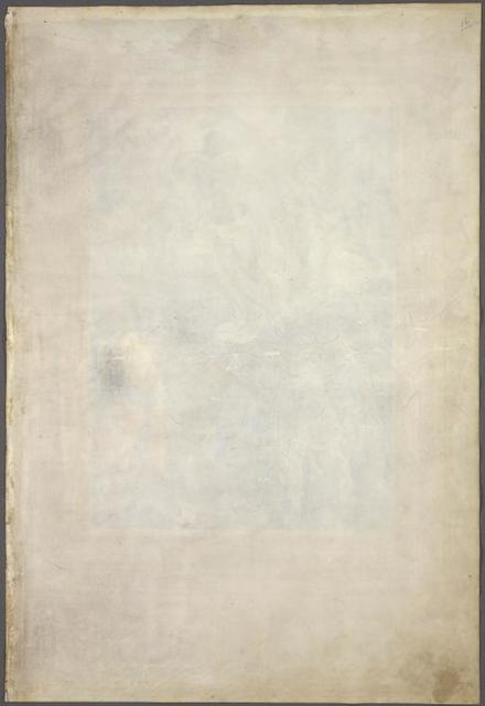 Towneley Lectionary [blank page].