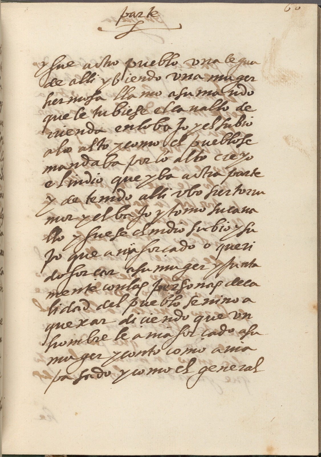 Relación de la jornada de Cibola: donde se trata de aquellos poblados y ritos y costumbres, la quel fué el año de 1540, 1596