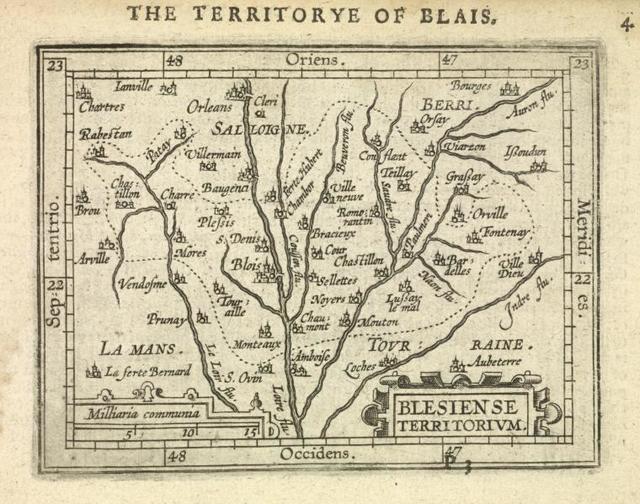 Blesiense Territorium.