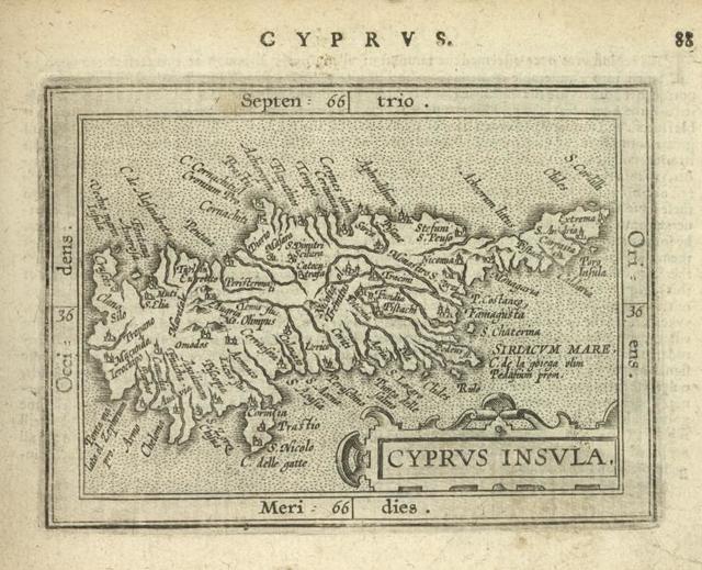 Cyprus Insula.