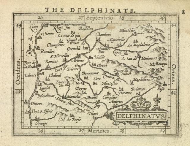 Delphinatus.
