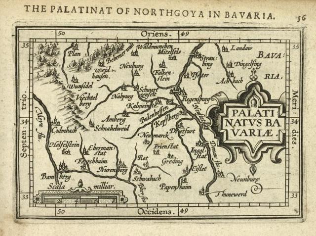 Palatinatus Bavariae.