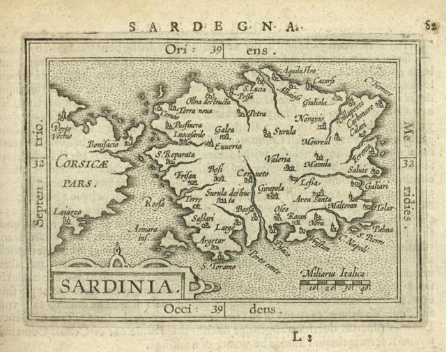 Sardiania.