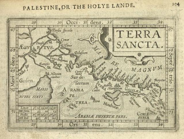 Terra Sancta.