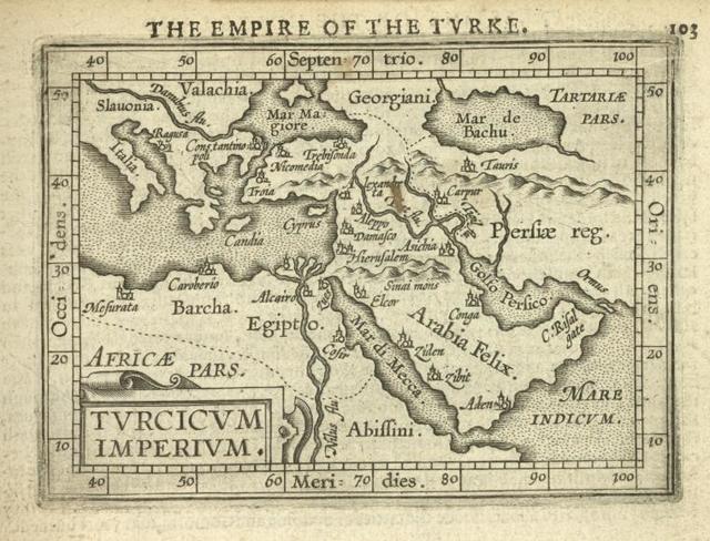 Turcicum Imperium.