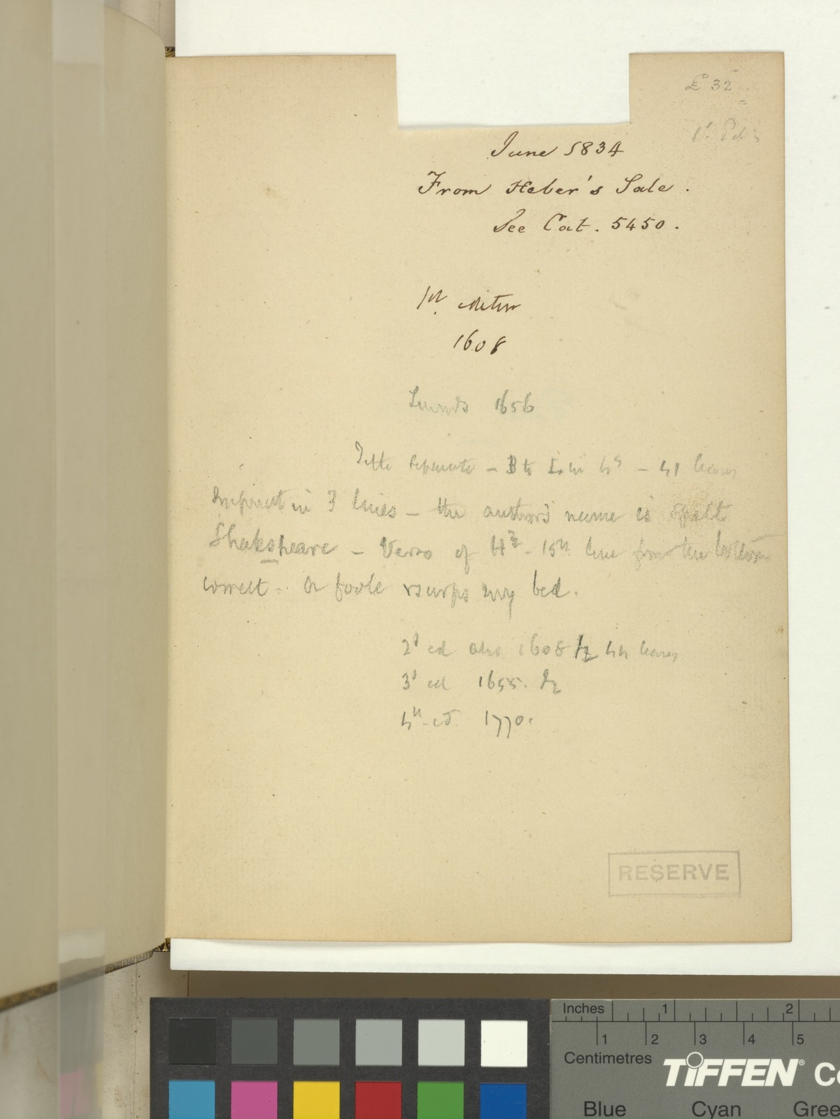 Page with inscriptions