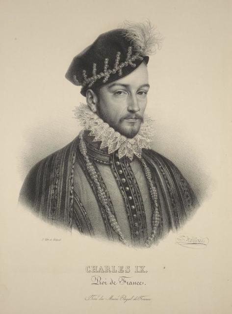 Charles IX, Roi de France.