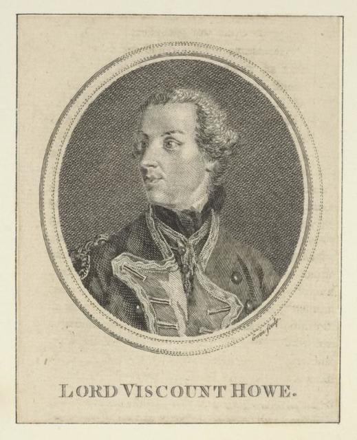 Lord Viscount Howe.