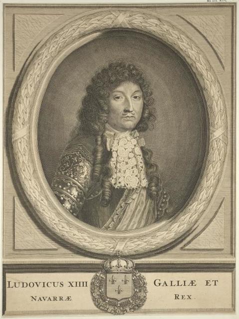 Ludovicus Galliae et Navarre rex.