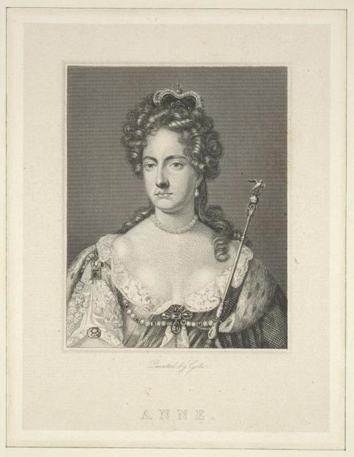 [Queen] Anne.