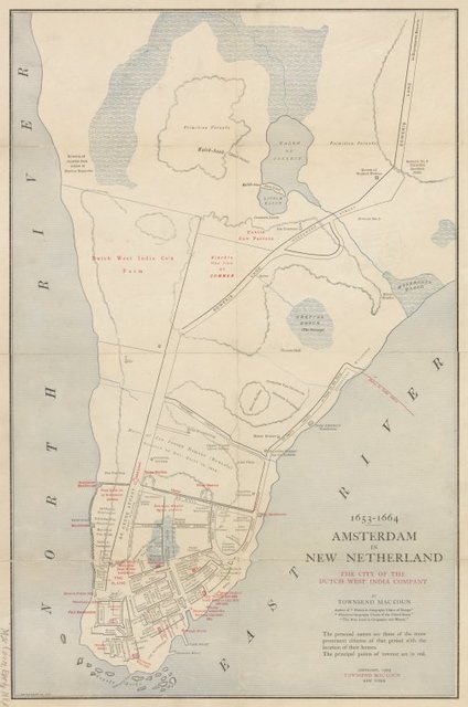 Amsterdam in New Netherland, 1653-1664