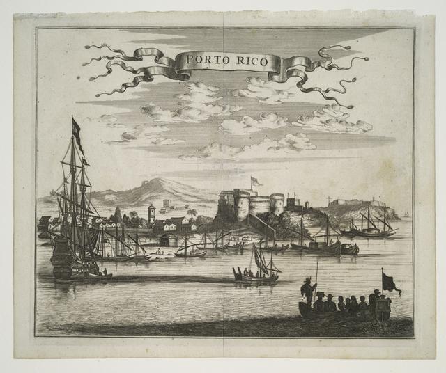 Porto Rico [San Juan].