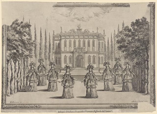Insegnò Balletto Francesco Ventura, figlivole del Santo Ventura