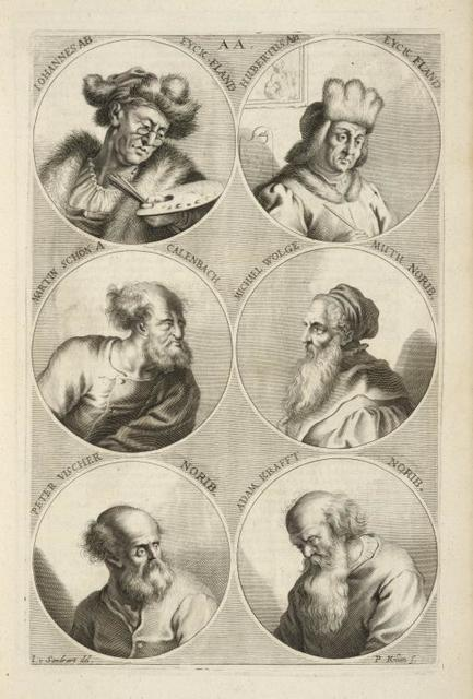[Bust portraits.] Iohannes Ab Eyck-Fland, [...]