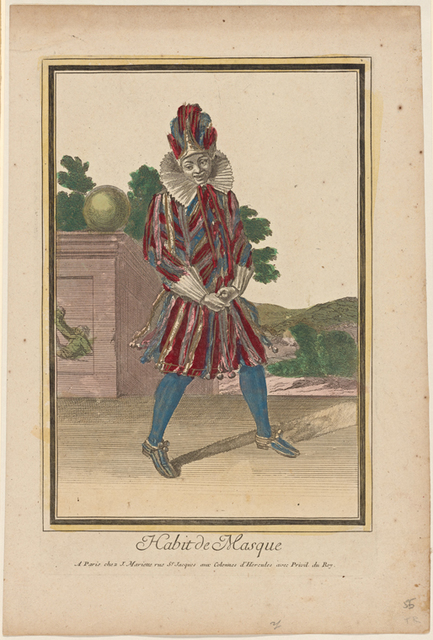 Habit de masque