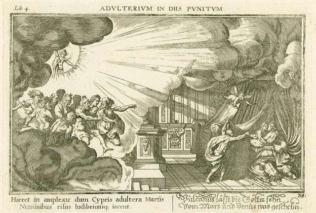 Adulterium in Dijs Punitum