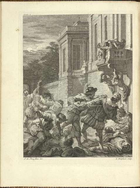 Chant 2. Massacres de la Saint-Barthélemy