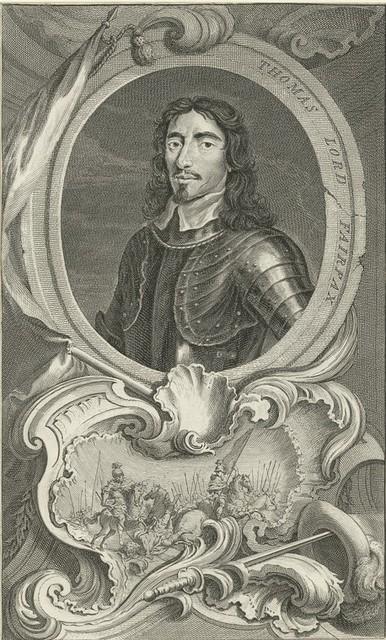 Lord [Thomas] Fairfax.