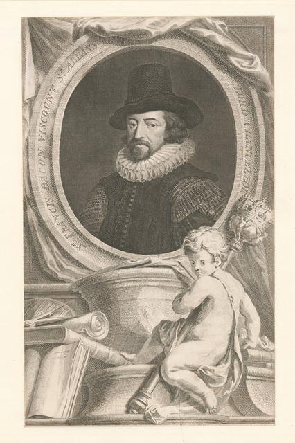 Sr. Francis Bacon Viscount St. Albans Lord Chancellor.