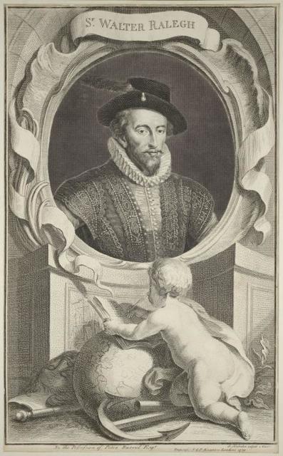 Sr. Walter Raleigh.