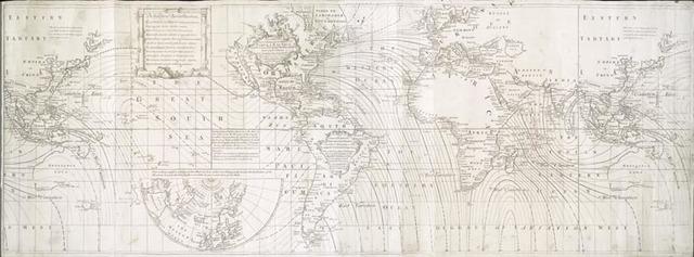 Accuratissima totius terrarum orbis tabula nautica