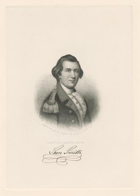 Lieut. Col. Samuel Smith