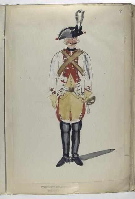 Cavalerie Regiment Hop. 1753
