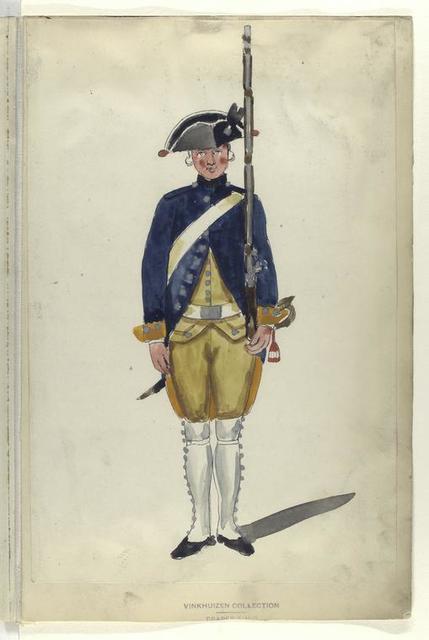 Infanterie Regiment Baaden-Baaden. R. no. 14.