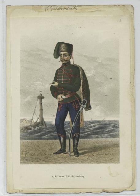 1742. unter F.M. Gf. Nádasdy