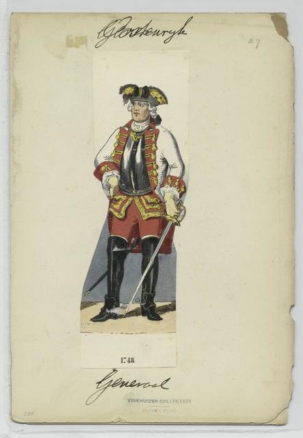 General, 1748