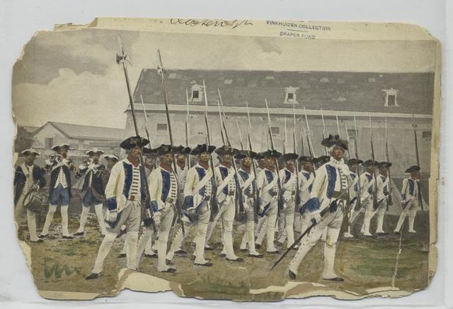 [Infantry regiment Hoch- und Deutschmeister.]