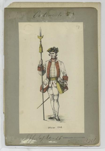 Offizier 1748