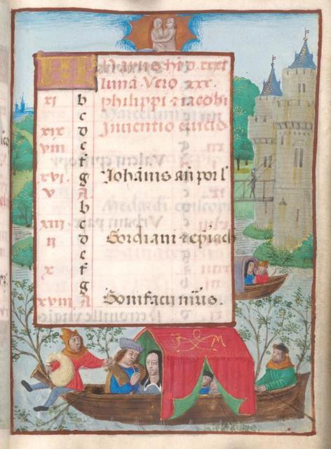 June page of Calendar