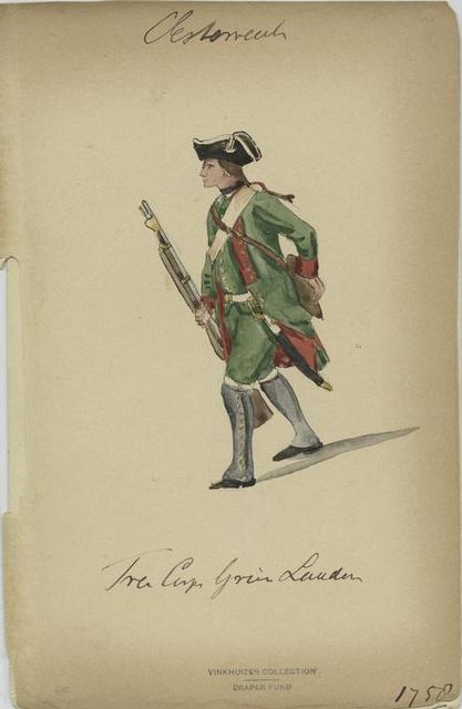 Frei Corps Grün Landon