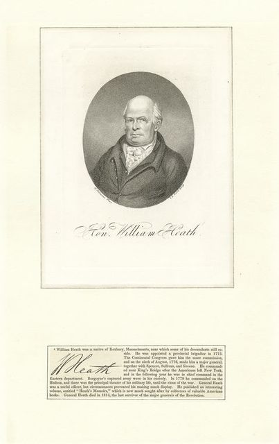 Hon. William Heath