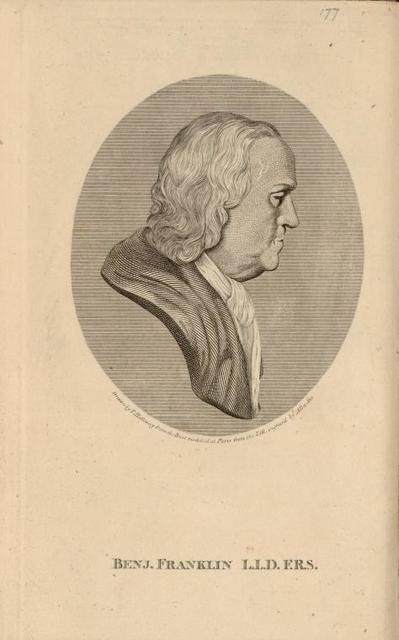 Portrait of Franklin