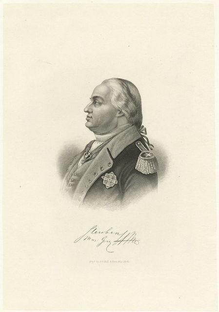 Steuben Maj. Gen.