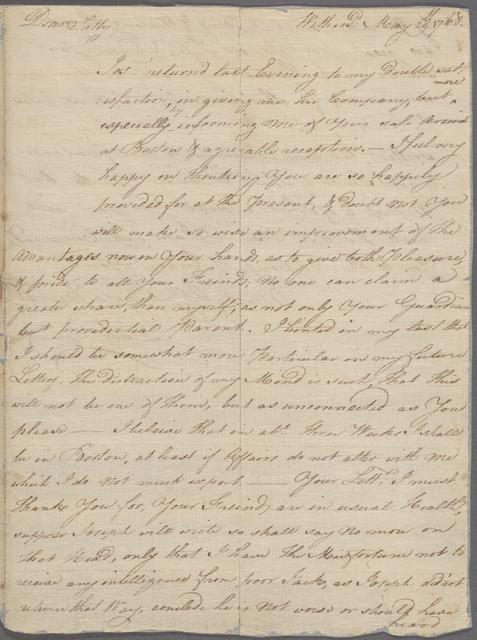 1768 May 29