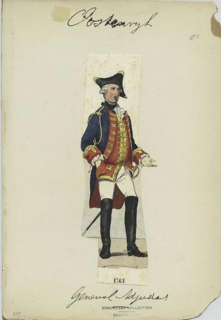 General-Adjutant. 1763
