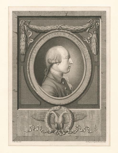 Joseph II, Empereur des Romains.