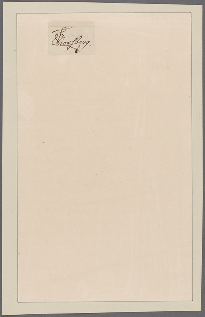 Percy, Hugh [Earl] 2nd. Newport, R.I. To Richard Molesworth